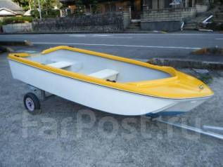 Моторные лодки. Год: 1992 год, длина 3,35м., двигатель подвесной
