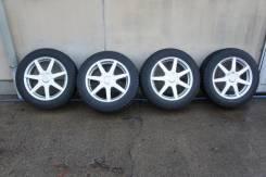 225/55R17 Комплект зимних колес очень дешево Yokohama IG20 4 шт.