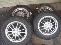 "205/65R16 Комплект зимних колес очень дешево!. 7.0x16"" 5x114.30 ET50 ЦО 67,1мм."
