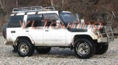Шноркель. Toyota Land Cruiser Prado