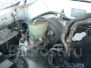 Цилиндр главный тормозной. Toyota Land Cruiser Prado, KZJ95, KZJ95W Двигатель 1KZTE