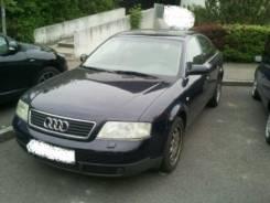 Оригинальные Б/У запчасти Audi A6 1997-2000 гг. в