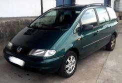 На Volkswagen Sharan 1997 год запчасти б/у