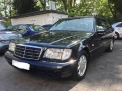 Для Mercedes Benz W140, 1997 г. в запчасти б/у. Mercedes-Benz S-Class, W140