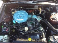 Двигатель. Toyota Corona, TT131 Двигатель 13T
