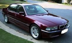 Для BMW Е38, 1997 г. в., запчасти б/у. BMW 7-Series