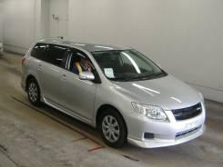 Порог пластиковый. Toyota Corolla Axio, ZRE142, NZE141 Toyota Corolla Fielder, NZE141, ZRE142