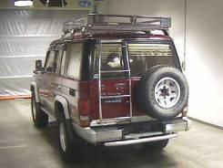 Багажники. Toyota Land Cruiser
