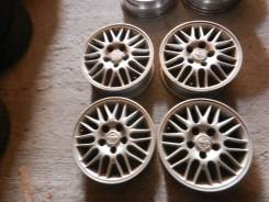 Nissan. 6.0x15, 5x114.30, ET40, ЦО 66,1мм.