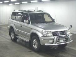 Toyota Land Cruiser Prado. KZJ95RZJ95VZJ95