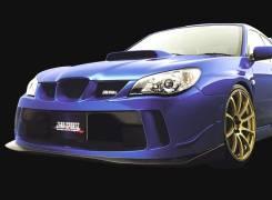 Бампер. Subaru Impreza WRX, GDB, GD9 Subaru Impreza WRX STI