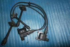 Высоковольтные провода. Toyota Ipsum, SXM10, SXM10G Двигатель 3SFE