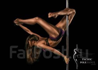 Школа воздушной акробатики Pacific Pole Dance Studio! Новый набор!