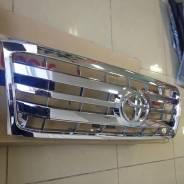 Решетка радиатора. Toyota Land Cruiser, J100, UZJ100L, HDJ101K, HZJ105L, HZJ76L, UZJ100W, HDJ100L Двигатели: 1HZ, 2UZFE, 1HDFTE