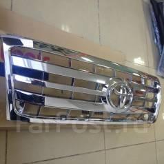 Решетка радиатора. Toyota Land Cruiser, HDJ100L, HDJ101K, HZJ105L, HZJ76L, J100, UZJ100L, UZJ100W Двигатели: 1HDFTE, 1HZ, 2UZFE