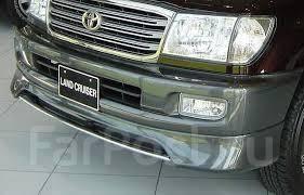 Губа. Toyota Land Cruiser, FZJ100, HDJ100, HDJ100L, J100, UZJ100, UZJ100L, UZJ100W. Под заказ