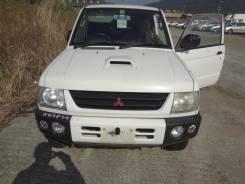 Mitsubishi Pajero Mini. H58A, 4A30T
