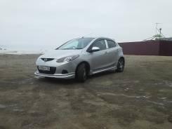 Обвес кузова аэродинамический. Mazda Demio, DE3FS, DEJFS, DE3AS, DE5FS. Под заказ