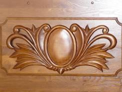 Изготовление столярных изделий кровати из дерева