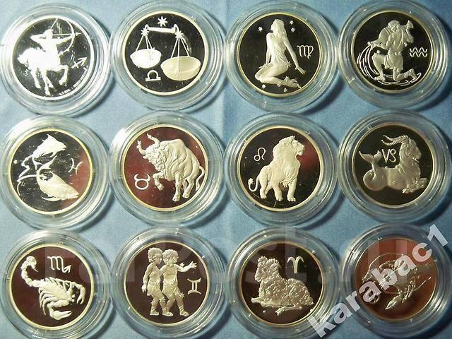 Серебряные монеты сбербанка россии знаки зодиака для лохов