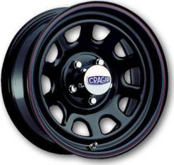 Steel Wheels. 8.0x15, 5x139.70, 6x139.70, ET-10, ЦО 108,0 мм.