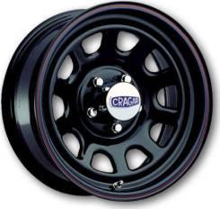 Steel Wheels. 8.0x15, 5x139.70, 6x139.70, ET-10, ЦО 108,0мм.