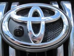 Оригинальная видеокамера в логотип Тойоты( прадо, 200ка , 100, и тд). Toyota Land Cruiser Prado