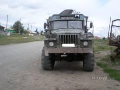 Урал 4320. , 170куб. см., 9 000кг., 6x6