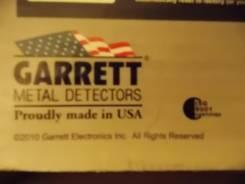 """Металлодетектор, металлоискатель """"Гарретт"""""""