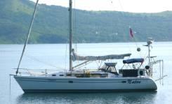 Крейсерская парусная яхта Catalina 380. Длина 12,00м., 2001 год год