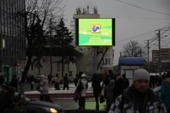 Уличный видеомонитор ул. Кирова 27. Калуга