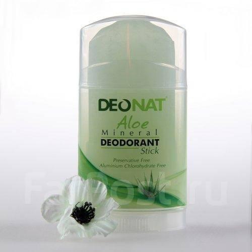 Дезодоранты.