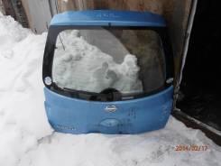 Дверь багажника. Nissan March, AK12, YK12, K12, BNK12, BK12