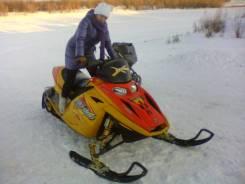 BRP Ski-Doo MX Z X-RS 800 H.O. исправен, есть птс, с пробегом