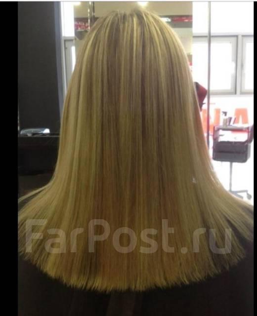 Napla выпрямление волос