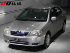 Toyota Corolla. NZE124, 1NZFE