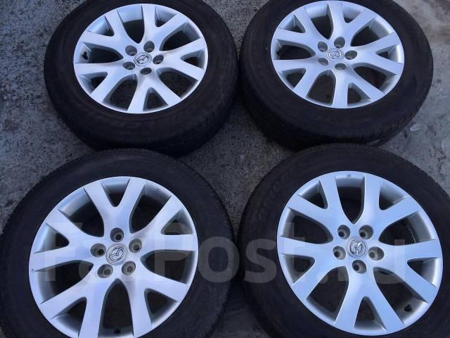Mazda. 7.5x18, 5x114.30, ET50