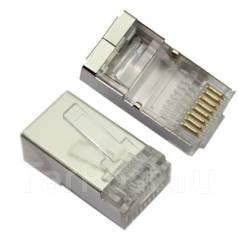 Коннекторы RJ-45.