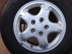 Toyota. 6.5x15, 5x114.30, ET50, ЦО 56,1мм.