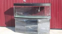 Изготовление аквариумов и тумб по Вашим размерам, ремонт аквариумов