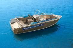 Wyatboat WB-460DC. Год: 2018 год, длина 4,55м., двигатель без двигателя, бензин. Под заказ