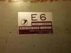 Блок управления двс. Subaru Forester, SF5 Двигатель EJ20