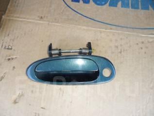 Ручка двери внешняя. Toyota Soarer, JZZ30 Двигатель 1JZGTE