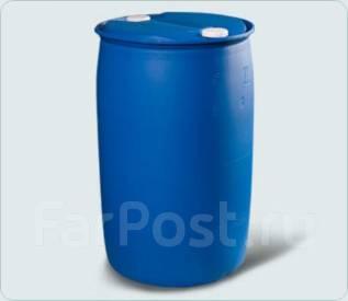 Бочки пластиковые 200л Чистые! (пластиковая тара, пластмасс)