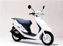 Honda Dio AF27. 50 куб. см., исправен, птс, без пробега