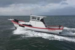 Yamaha FC-27. Год: 1991 год, длина 8,50м., двигатель стационарный, 60,00л.с., дизель