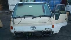 Кабина. Toyota Toyoace Toyota Dyna Двигатель 3L