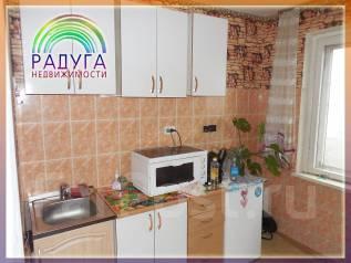 1-комнатная, улица Адмирала Юмашева 10. Баляева, агентство, 36 кв.м. Кухня