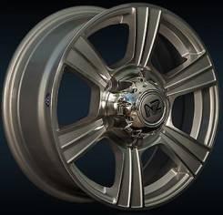 NZ Wheels. 7.0x16, 5x139.70, ET35, ЦО 98,5мм. Под заказ