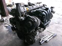 Двигатель в сборе. Mazda Demio, DY5W Двигатель ZYVE